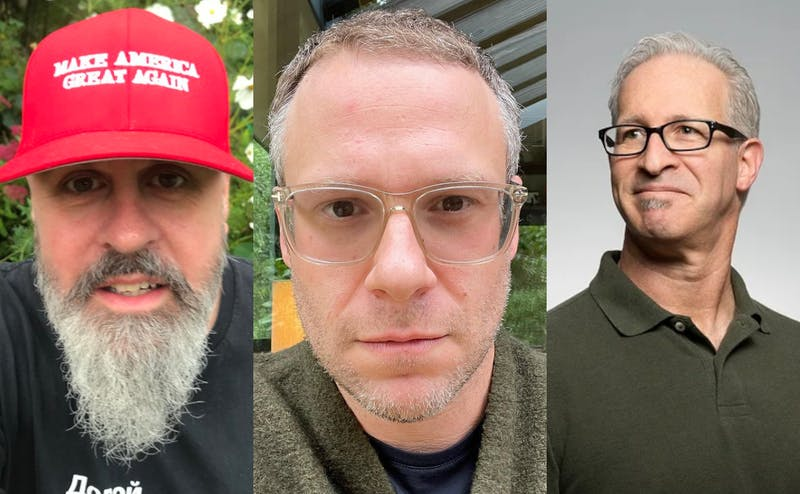 Quiz: Is The 52-Year-Old Man In Your PSCI Class Conservative, Liberal, or Beardless Seth Rogen?