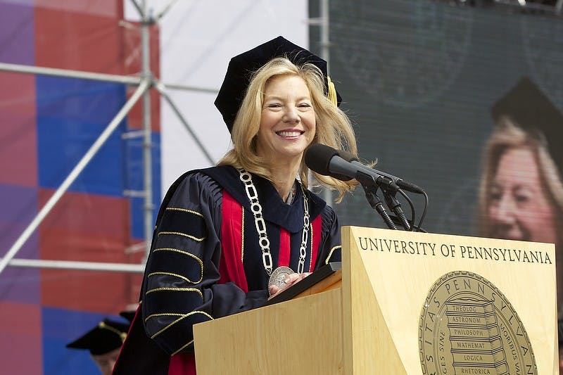 Amy Gutmann to Rename Herself Following $250 Million Donation