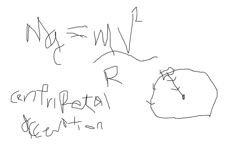 Oh No, Teacher Trying to Draw With Trackpad on Virtual Whiteboard