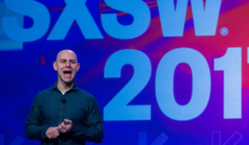 OP-ED: Adam Grant Has Big Papa Energy