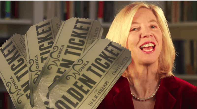 Gutmann Hides 10 Golden Tickets in Penn Sweatshirts to Determine Lucky Few Getting Housing