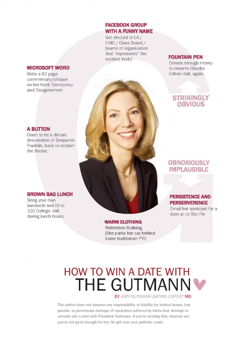 We Show You How: Woo Amy Gutmann