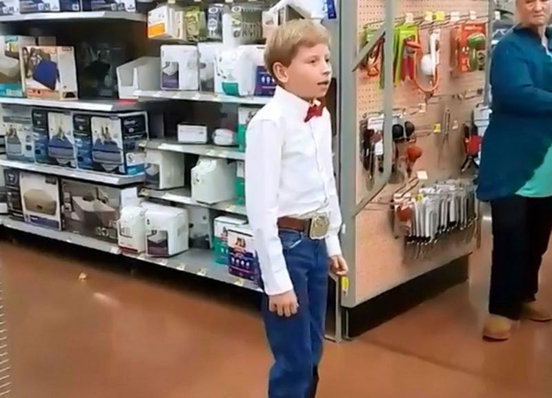 5 Reasons Why the Walmart Yodeling Kid Should be the Next Penn President