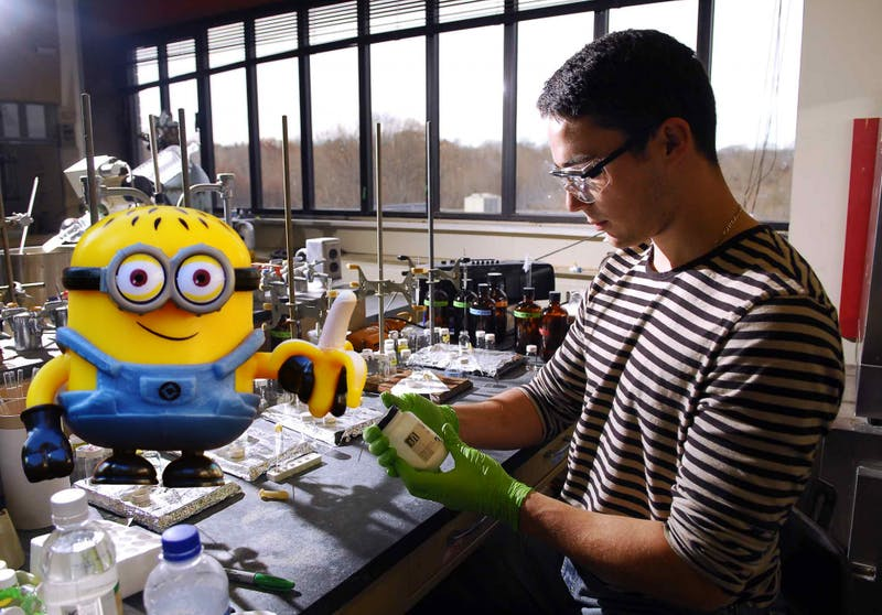 Horrifying! Ambitious Student Intentionally Creates, Unleashes Minions in Chem Lab