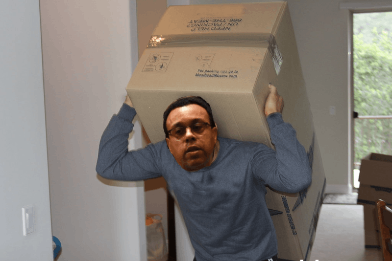 Help! Wendell Pritchett Just Broke Into My Apartment and Started Boxing Up My Stuff