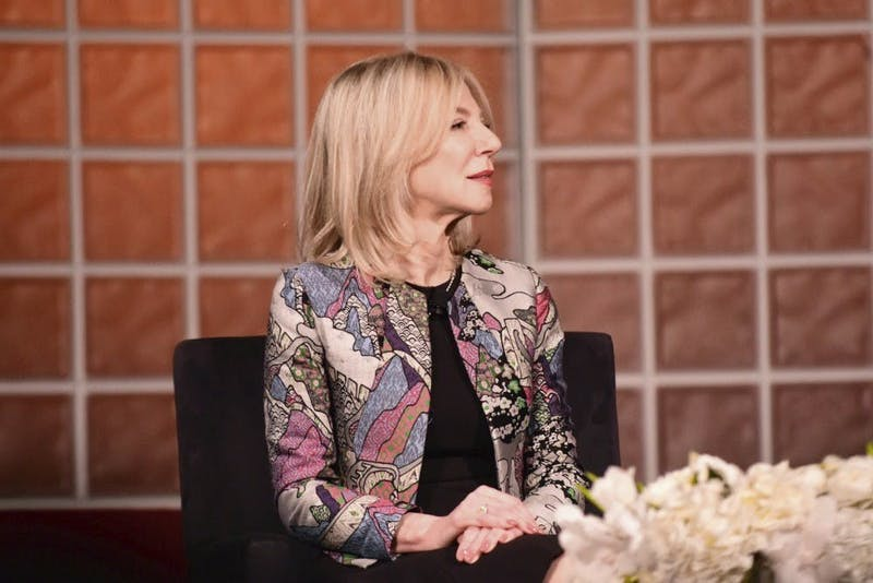 Figments of Our Collective Imagination: Amy Gutmann As a Mythological Symbol of the American Dream