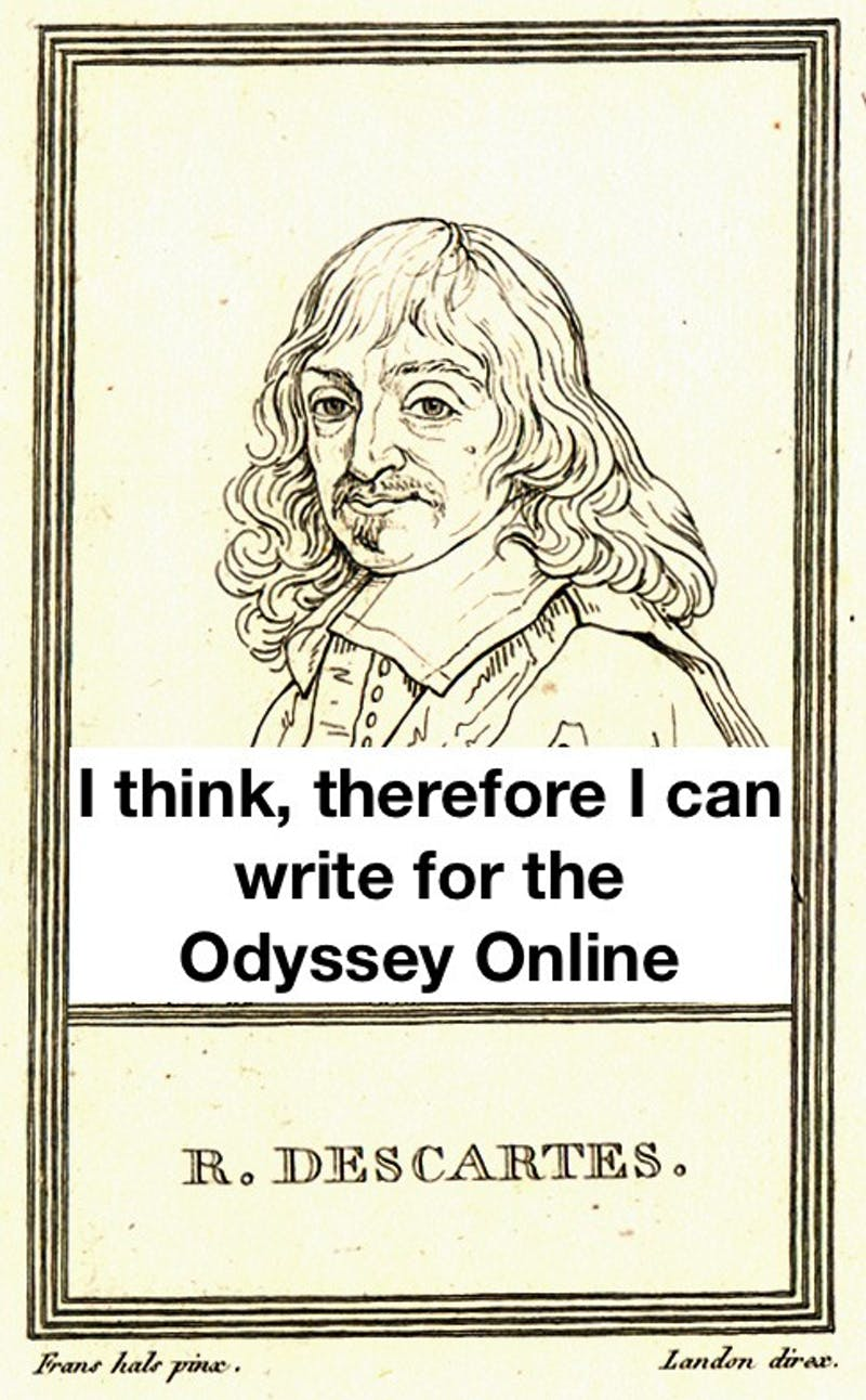 how to become an odyssey writer