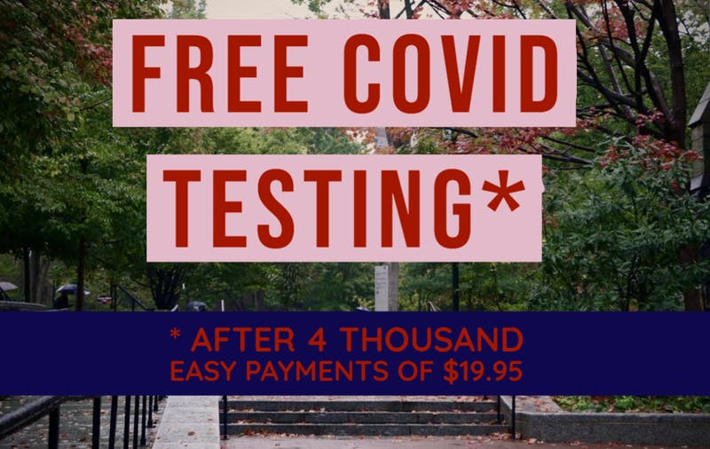 Penn Provides Free COVID Testing (Included with all Purchases $80,000 or More)