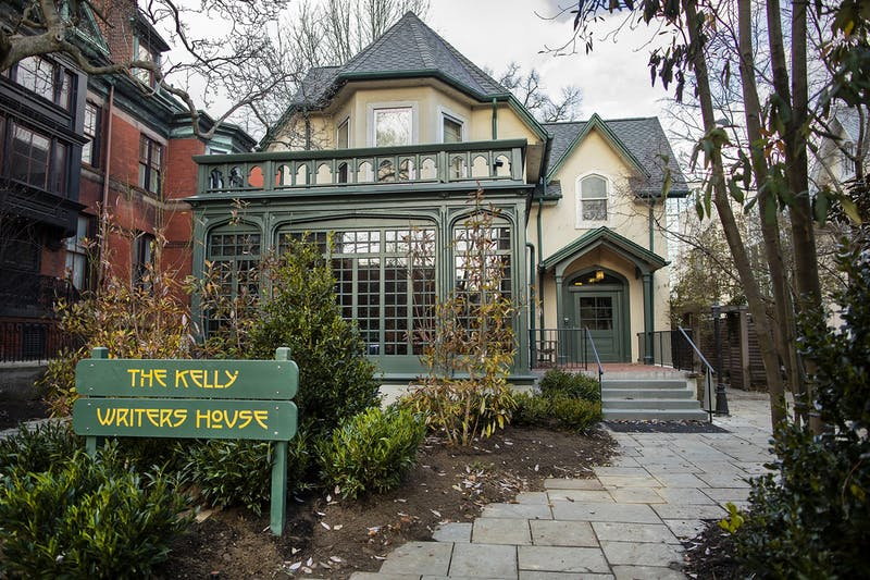REPORT: Kelly Writers' House Found to Be Even More Erotic Than Berlin Sex Clubs