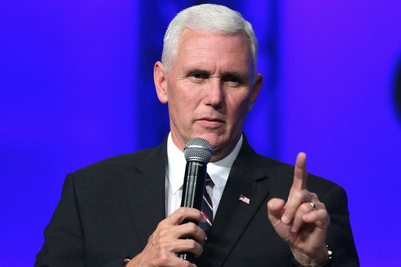 BREAKING: Mike Pence Kind of Hot