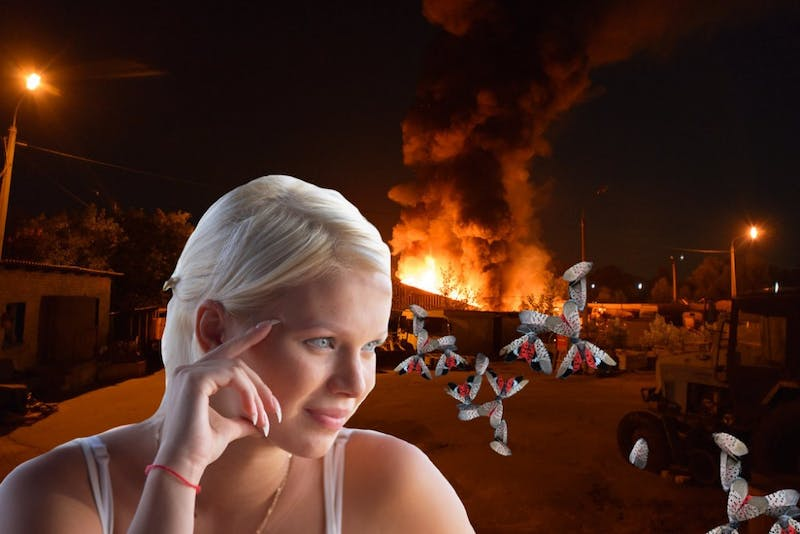 Concerning! This Girl Has Killed Over 10,000 Spotted Lantern Flies