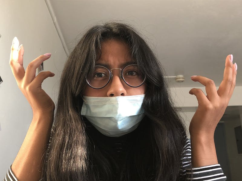PSA: Please Wear Your Mask Under Your Nose, Thanks