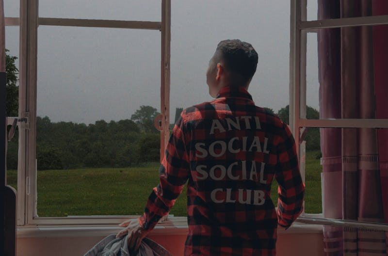 Anti-Social Junior Blames Rain for His Lack of Dartying