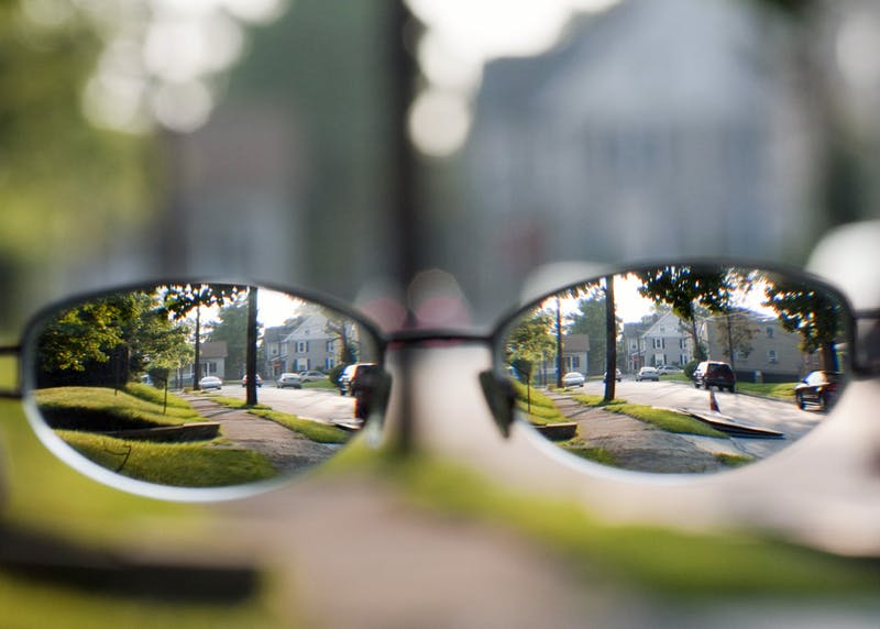 After Semester Online, All Penn Students Become Nearsighted