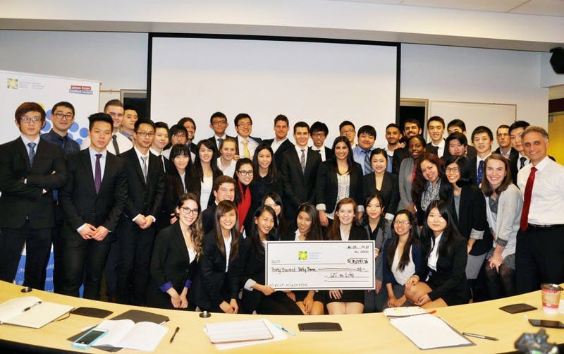 These Wharton Students Created a Seminar to Eliminate the Middle Class