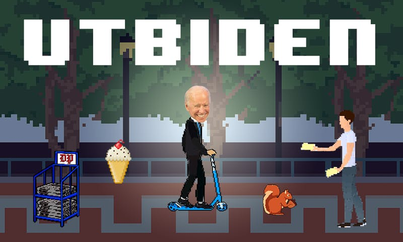 UTBiden: The Video Game