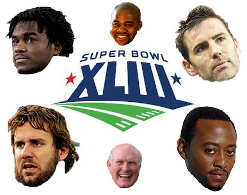 Your Guide To: Super Bowl XLIII