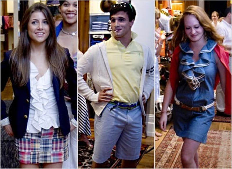 What To Wear To Your College Interview And/Or Yacht Party