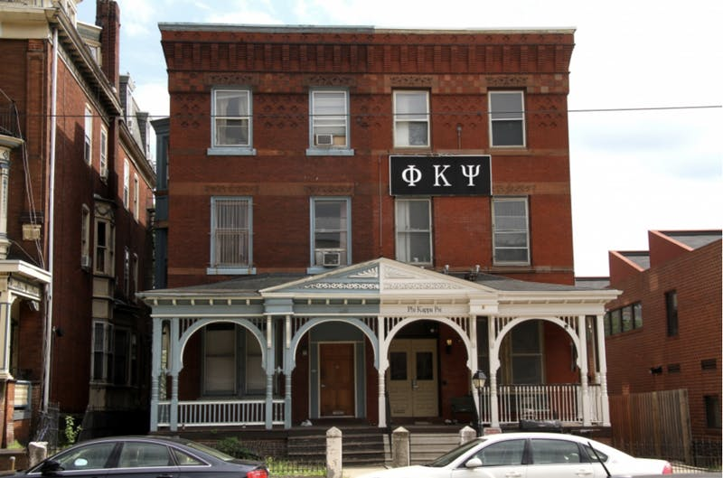 BREAKING: Fraternity Houses Crack Under Pressure Because Even They Can't Fucking Do This Anymore