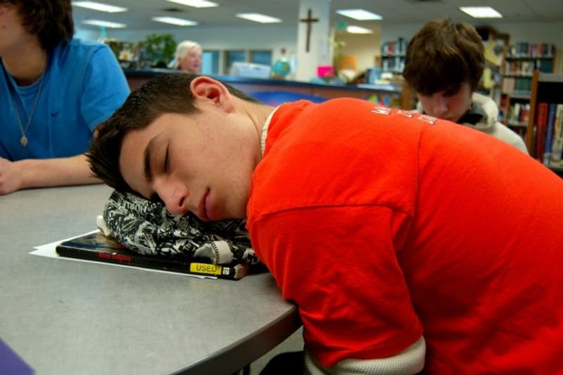 Study: Students Can Triple Their Amount of Sleep by Sleeping Instead of Complaining About Lack of Sleep