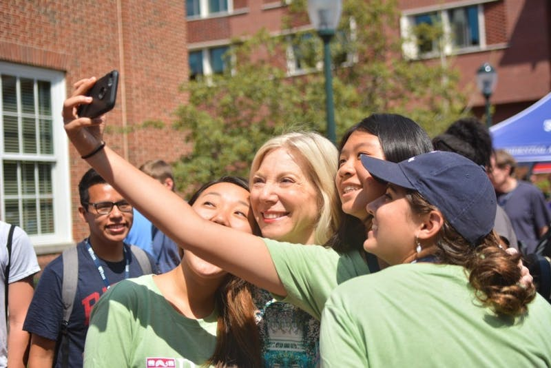 A Message to the Penn Community: 'Just Checking In and Saying Hey!'