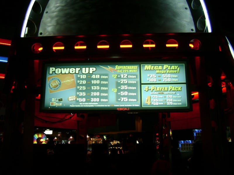 OP-ED: Facebook's Libra Is a Blatant Rip-Off of Dave and Buster's Dollars
