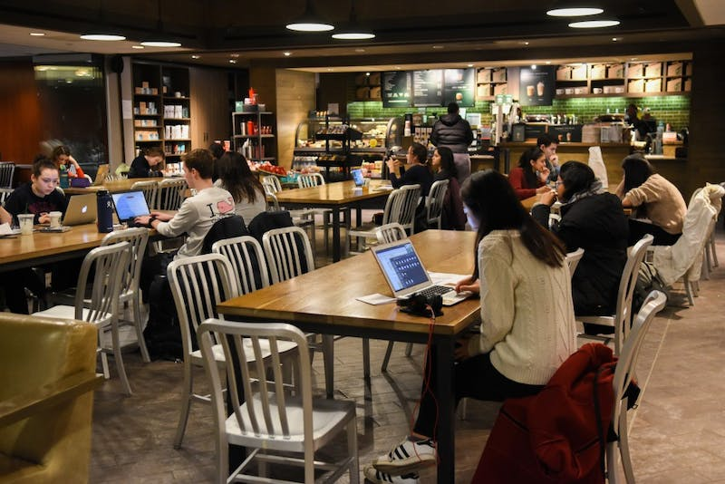 Starbucks Under Commons to Stop Bullying Customers