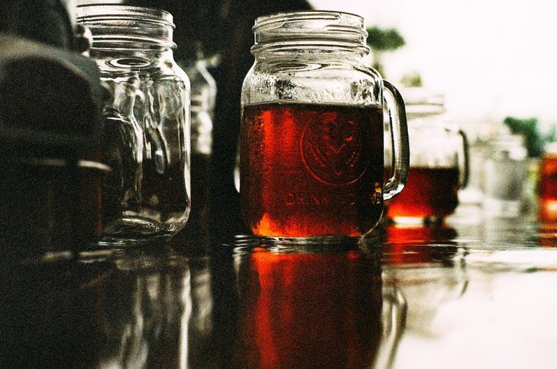 Fun, Flirty, DIY Mason Jar Tricks That'll Help You Preserve Your Stolen Souls, Store Homemade Gooseberry Jam, and Get That Blackrock Internship