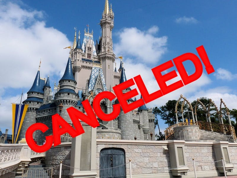 After Trending #Disneyisoverparty Hashtag, Twitter Successfully Cancels Disney