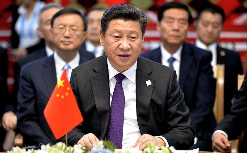 UTB Endorses Xi Jinping for Reelection as Chairman at 2022 National Congress of Chinese Politburo