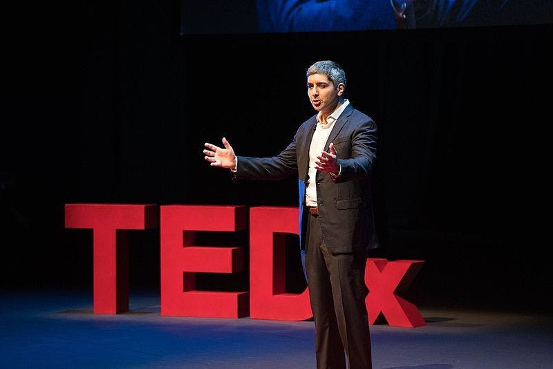 Physicists Astonished as TEDxPenn Speaker Collapses Inside Own Asshole