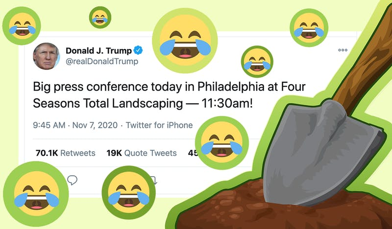 None of Our Articles As Funny as Four Seasons Total Landscaping Debacle