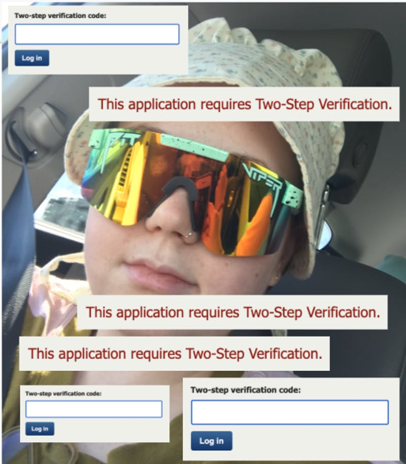 Coming Clean! Two-Step Verification Is My Best (And Only) Friend