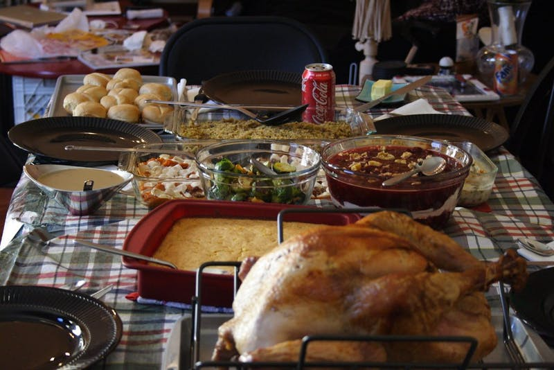 Professor Hides Assignment Under Modules, Discussions, and Inside Thanksgiving Turkey