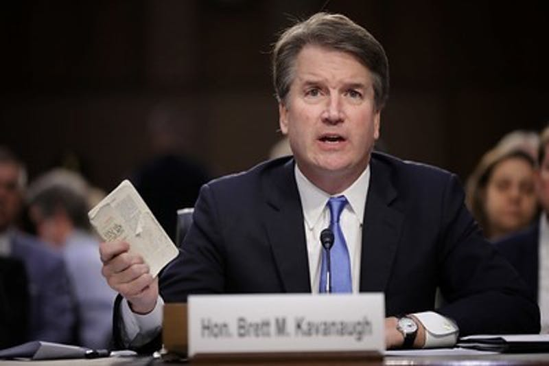 """Brett Kavanaugh Confused, Is He Not """"Packing"""" Enough for the Current Supreme Court?"""
