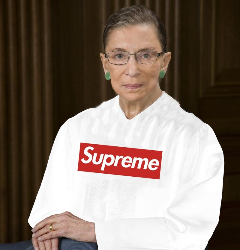 Sad! Hypebeast Intern Disappointed Supreme Court Justices Own Nothing from Supreme