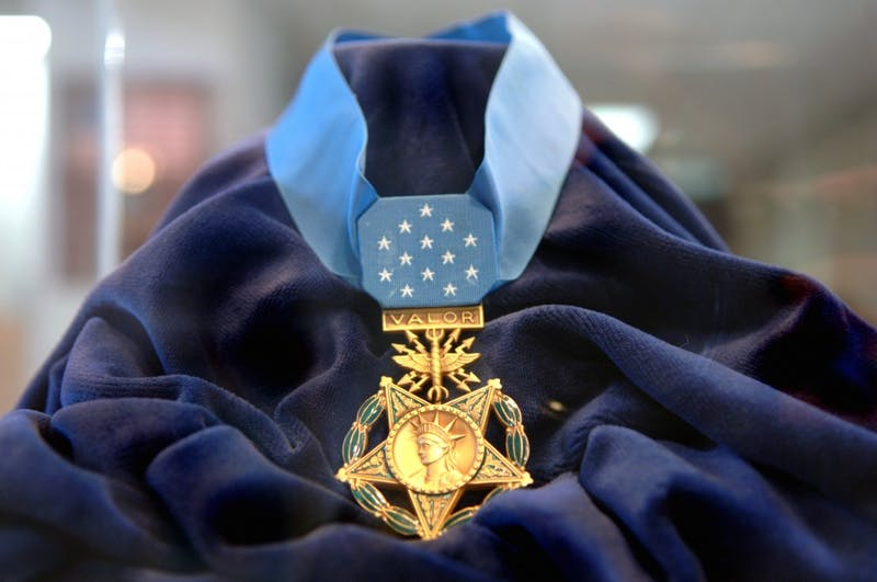 Kid Who Refuses to Put Phone on Silent During Lecture Awarded Medal of Honor for Bravery