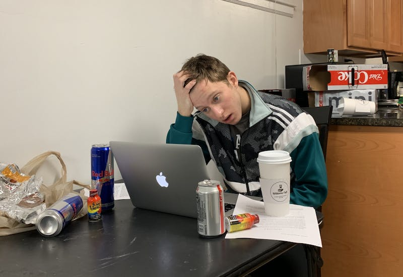 Meet the CIS 160 Student Who Hasn't Slept Since Syllabus Week