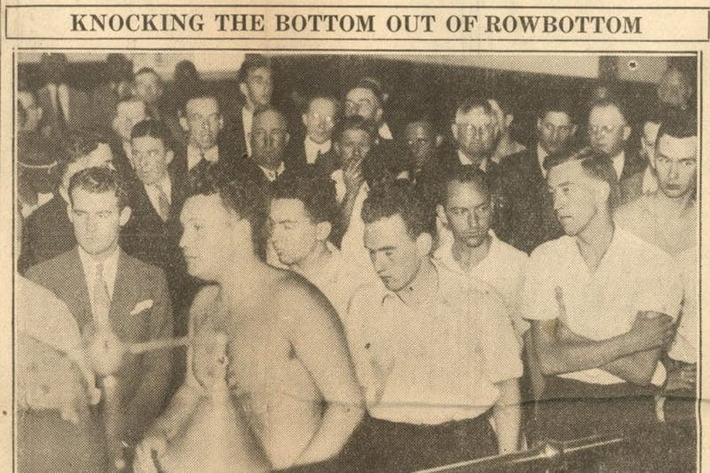 OP-ED: It's Time To Bring Back Rowbottoms