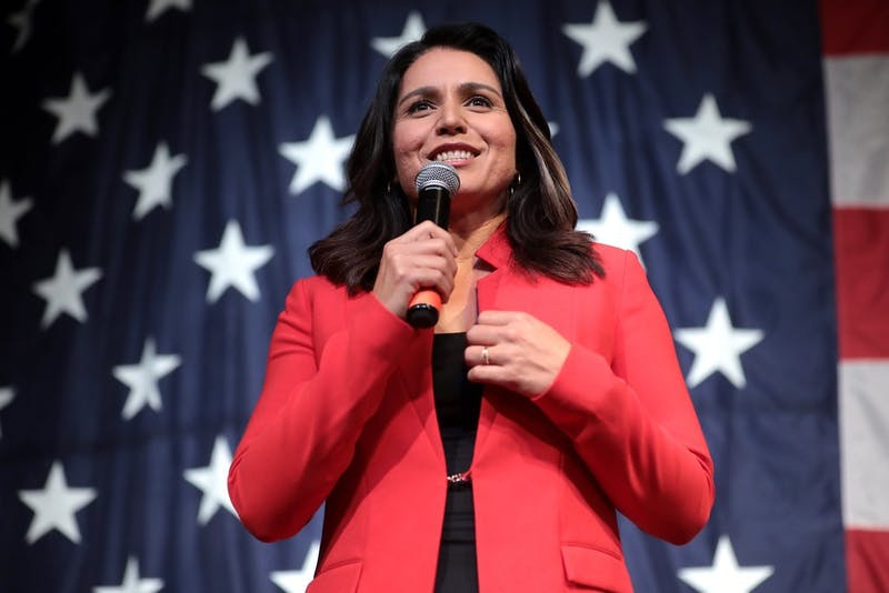 OP-ED: Here's How Tulsi Can Still Win