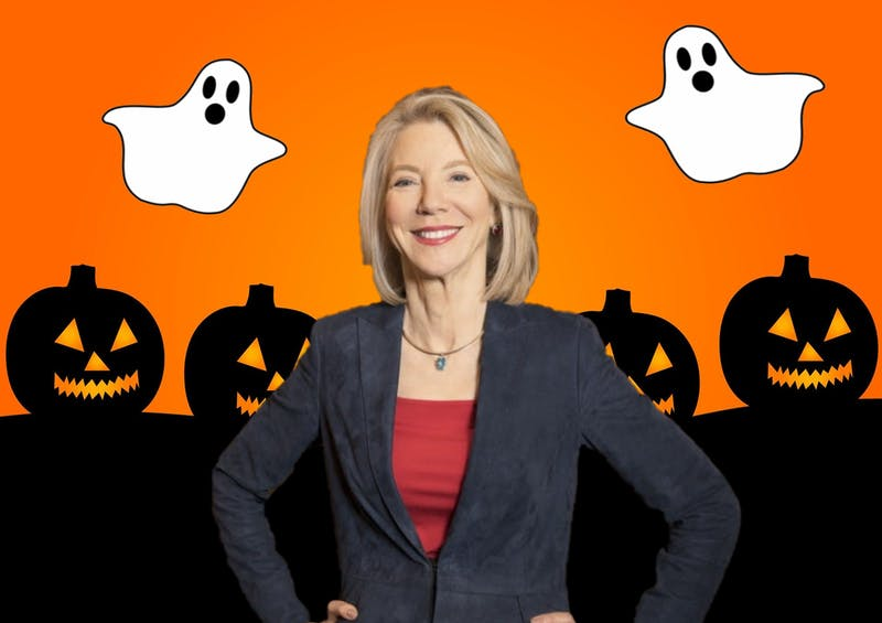 How to Perfect Your Spook-tacular Amy Gutmann Halloween Costume