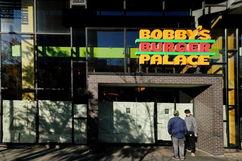 Shit Hurts So Bad Just Want Her [Bobby's Burger Palace] Back