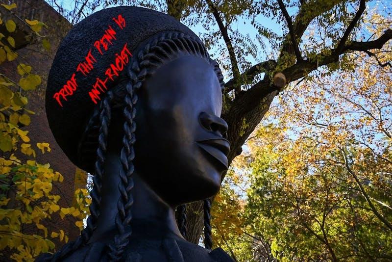 Victory! New Statue Celebrating Black Womanhood Proof That Penn Is Anti-Racist, Progressive