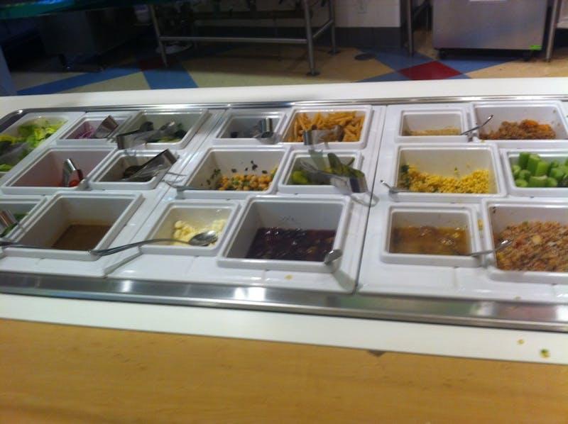 Yo-Reka Becomes A Salad Bar, Burger Stop Has Paninis