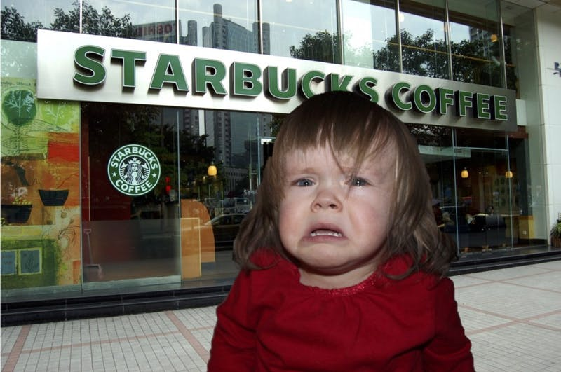 Women Can Do It All! 8 Hours Ago Alex Threw up in Her Hamper; Now She's at Starbucks