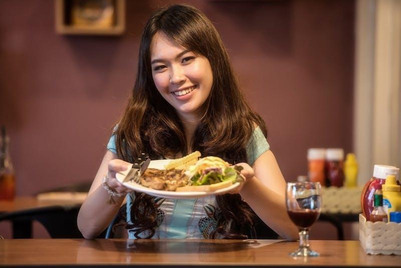 iPhone X No Longer Recognizes Girl's Face Post Winter Break Food Binge