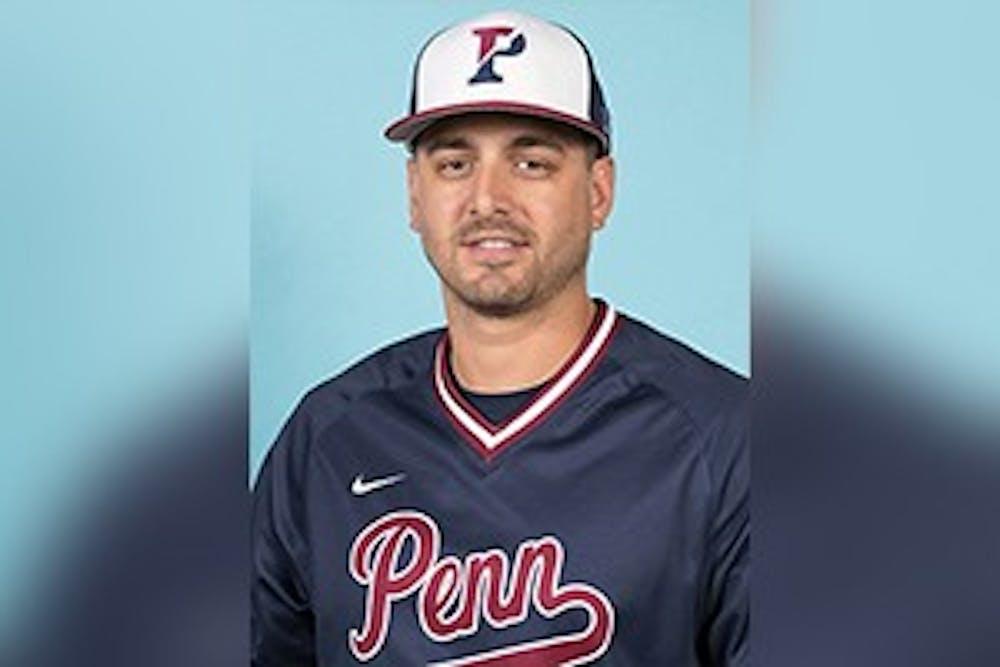 2020-penn-baseball-assistant-coach-mike-santello-headshot