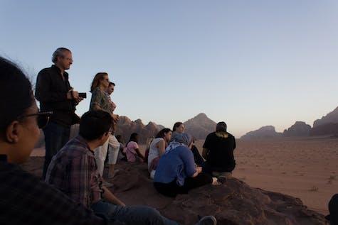 A class trip to Israel and Jordan through a Penn student's eyes