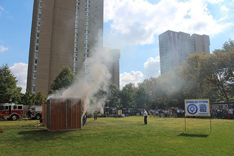 Campus Fire Safety and Emergency Preparedness Day