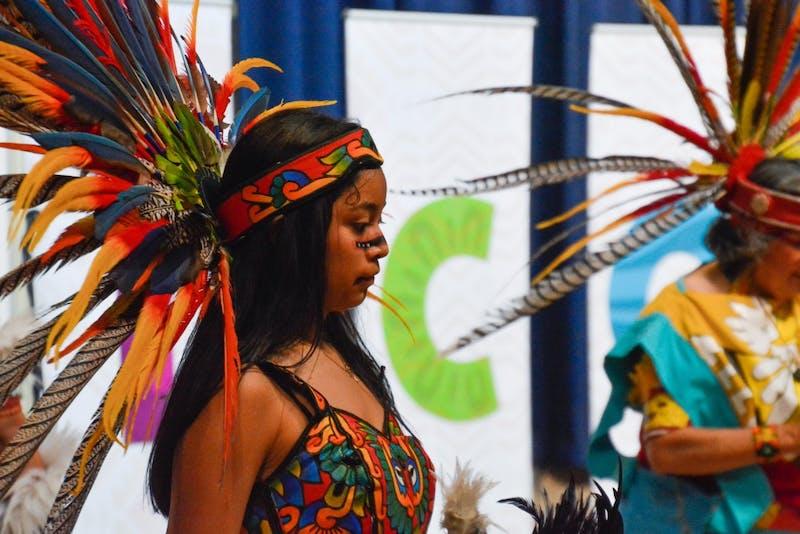 Photo Essay   Dia de los Muertos celebration at Penn Museum showcases Mexican heritage